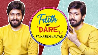 Harish Kalyan plays 'Truth or Dare' | Ispade Rajavum Idhaya Raniyum