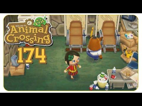 In Resettis Büro #174 Animal Crossing: New Leaf - Let's Play
