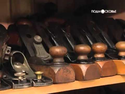 Коллекция рубанков