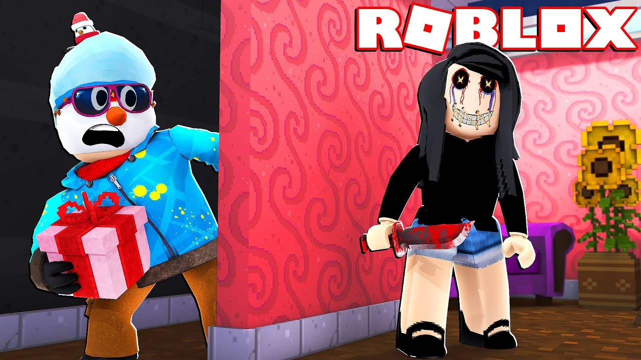 CAMPING ISABELLA #39 S BIRTHDAY IS SCARY ROBLOX Horror
