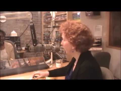 WEFT Renee Angelah Interview on Joyful U Part 1
