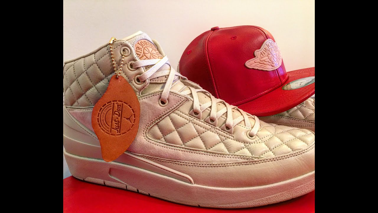 timeless design 9fff8 20d4b Just Don  Don C Beach  Jordan Retro 2 Unboxing   Review