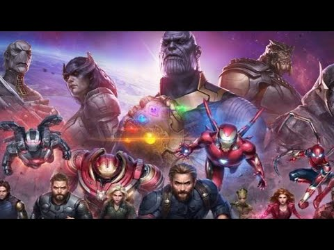 Shadowland 1-30 Uncut : Featuring Infinity War Uniforms! - Marvel Future Fight