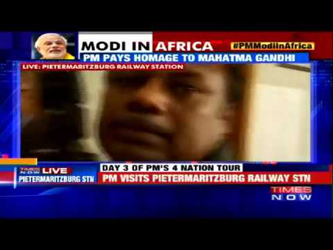 23399 Pervomaisky Welt 002 001 Times Now PM Modi Pays Tribute to Gandhi in South Africa   Goes on Tr