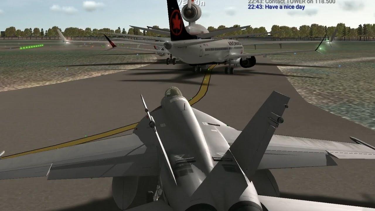 20MIN RFS Real Flight Simulator Funny Moments