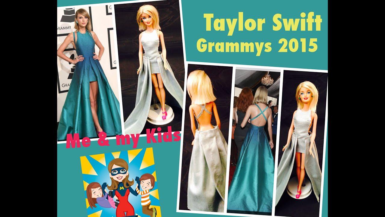 Taylor Swift Grammys 2015 Doll Dress Youtube