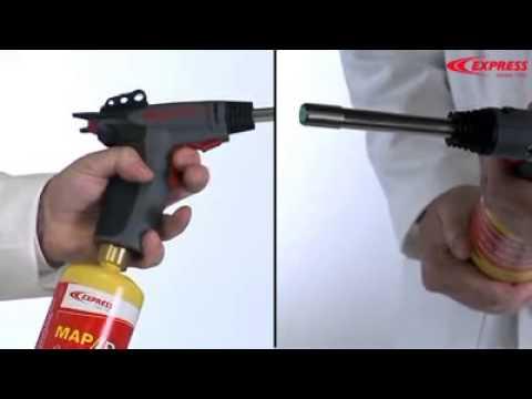 VULCANE EXPRESS - nejvýkonnější mobilní hořák