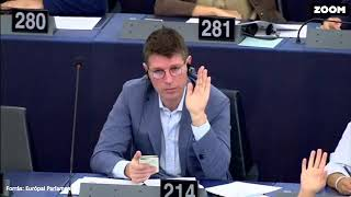 2018. 09. 12. Szavazás a Sargentini-jelentésről (rövidebb változat)
