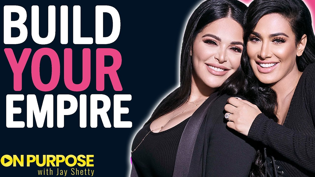 Huda and Mona Kattan: ON How Being Transparent & Vulnerable Built An Empire