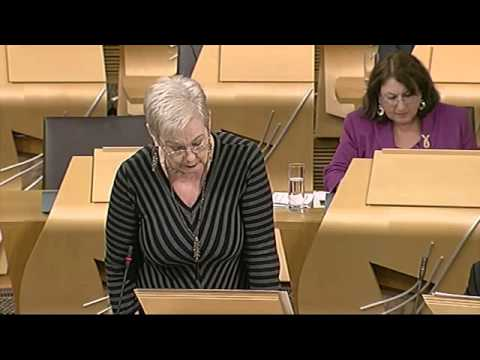 Scottish Parliamentary Corporate Body Questions - Scottish Parliament: 15th November 2012