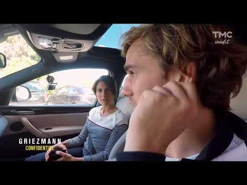 Antoine Griezmann confidentiel tmc