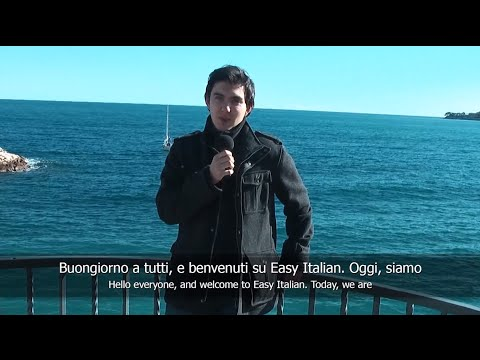 Easy Italian 3 - Life at the Border