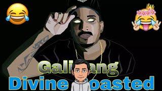 DIVINE    ROASTED    Divine roasted    Galigang
