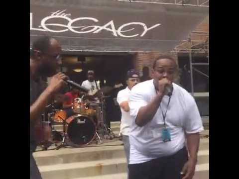 The Cross Movement reunion concert at Legacy Conference 2016