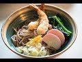 【卫宫家今天的饭】天妇罗荞麦面Tempura soba