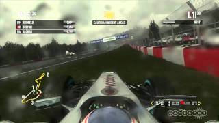 GameSpot Reviews - F1 2011 (Xbox 360)