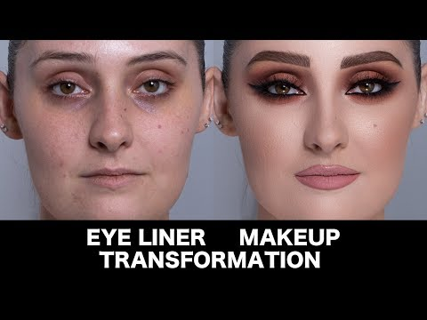 Eye-liner Makeup Transformation by Samer Khouzami thumbnail
