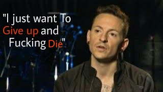 Depression Fully Explained By Chester Bennigton-the Very Heartbreaking Last Interview