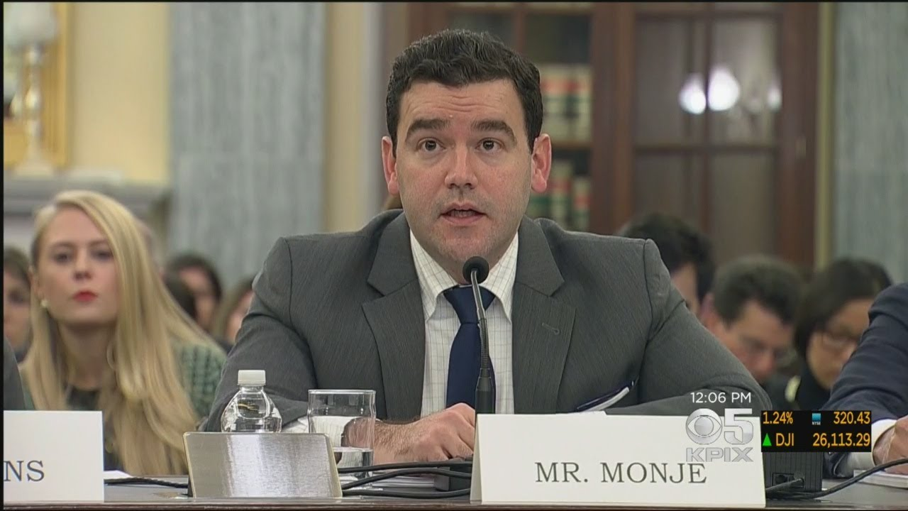 Tech Heads Testify To Senate Committee About Battle Against Terrorism In Social Media