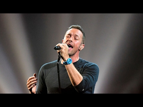 Chris Martin Delivers Touching George Michael Tribute at BRIT Awards