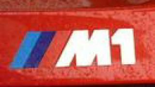 The Original BMW M1 at Nurburgring
