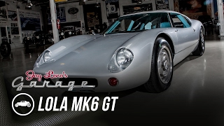 1963 Lola Mk6 GT - Jay Leno's Garage(Automotive royalty pays a surprise visit to the garage when Allen Grant stops by with his newly restored 1963 Lola Mk6 GT, the prototype vehicle that led to the ..., 2017-02-06T05:00:01.000Z)