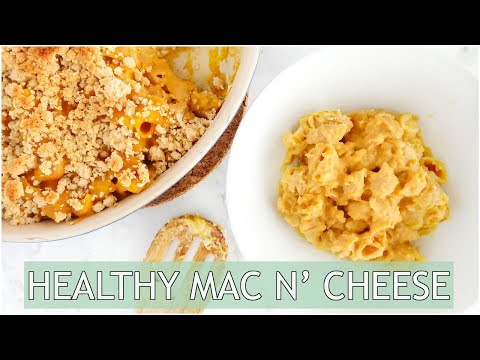 Healthy Mac And Cheese Recipe | Vegan Healthy Dinner Recipes