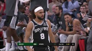 LaMarcus Aldridge Full Play Vs Milwaukee Bucks | 01/06/20 | Smart Highlights