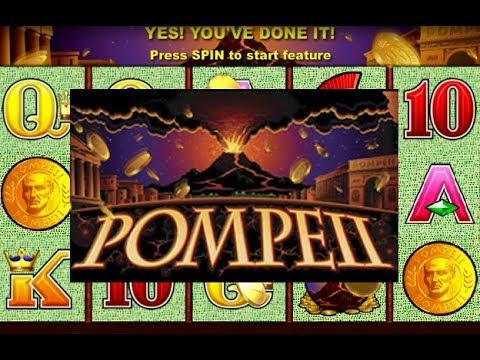 Pompeii Slots Machine - Free Aristocrat Pompeii Pokie Online