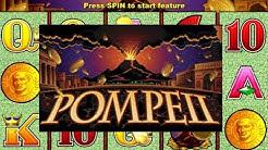 Pompeii Aristocrat Slots Pokies Game - Free Play Emulator Version