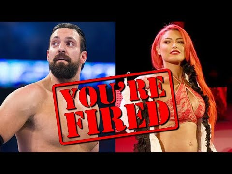 11 WWE Fired Wrestlers - Recently RELEASED/FIRED in 2016/2017: Where