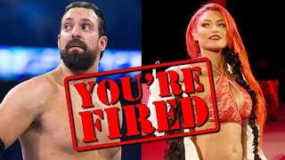 11 WWE Fired Wrestlers - Recently RELEASED/FIRED in 2016/2017: Where're They Now!? | fired wrestlers