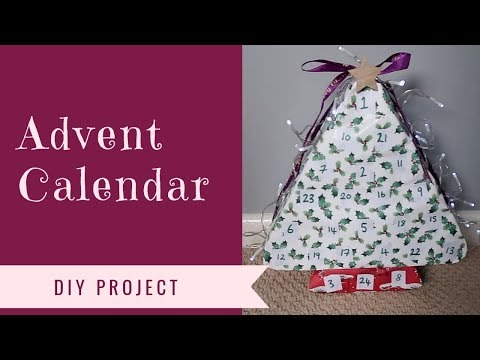 DIY Advent Calendar For Kids | Home Family Life