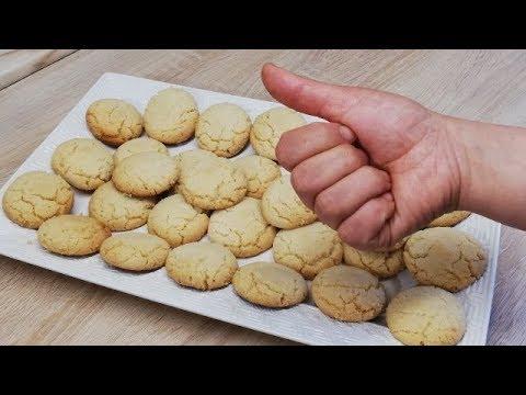 Rabinette r alise sa recette de ghribia conomique et - Cuisine economique 1001 recettes ...