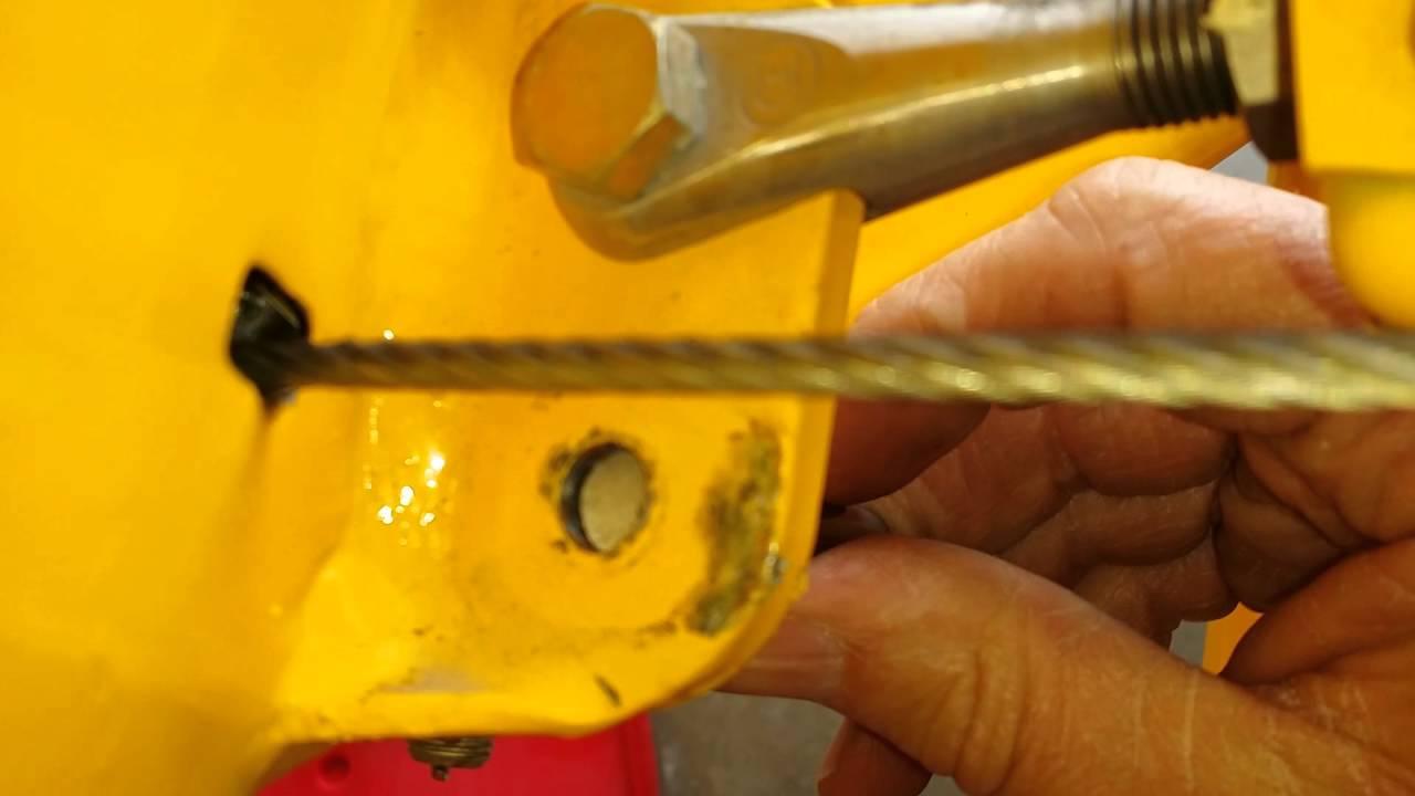 Sloppy hole