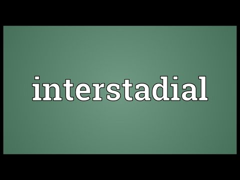 Header of interstadial