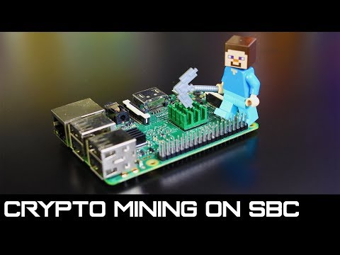 Crypto Mining on SBC