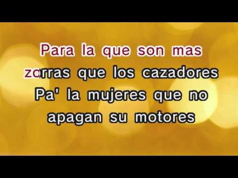 Daddy Yankee – Gasolina (Karaoke and Lyrics Version)
