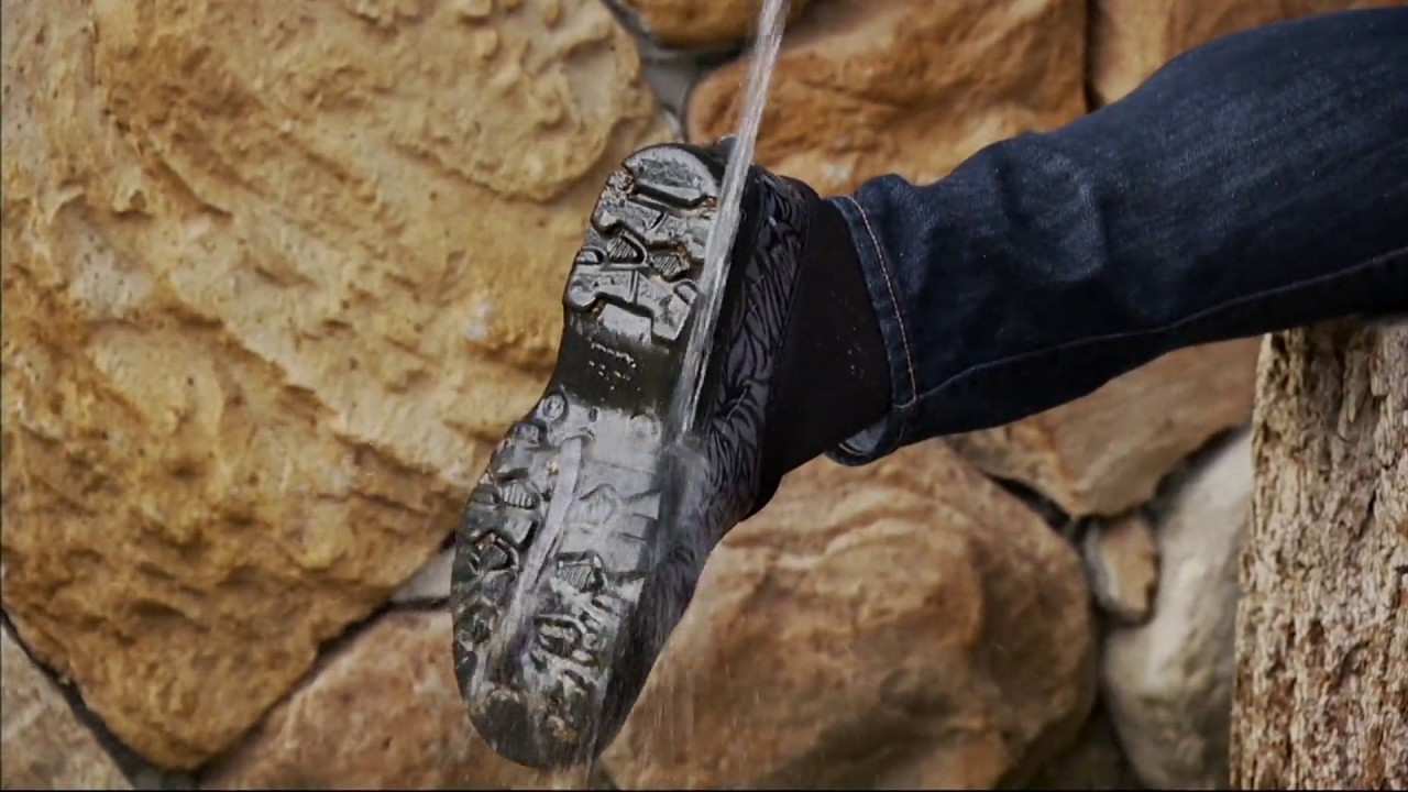 Sloggers Waterproof Casual Floral Garden Shoe on QVC - YouTube