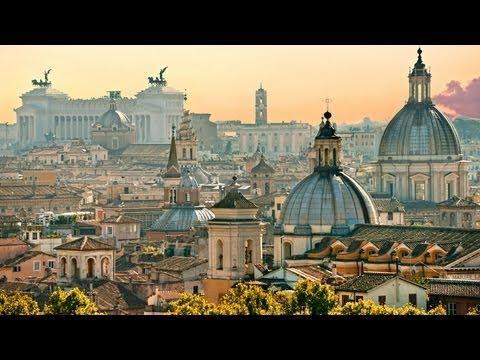 Rom - se video om rejser til Rom