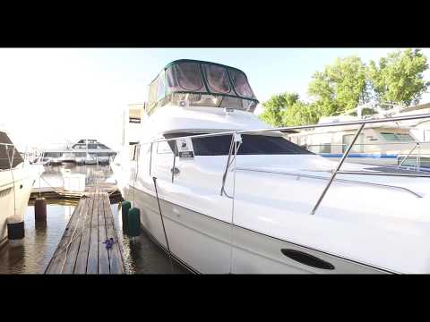 1997 Sea Ray 420 Aft Cabin by On The Dock Yacht Sales