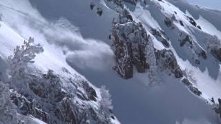 Telemark Skiing - Utah