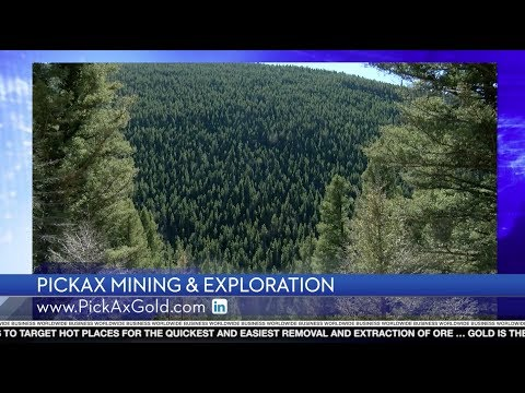 PickAx Mining and Exploration featured on Worldwide Business with kathy ireland®