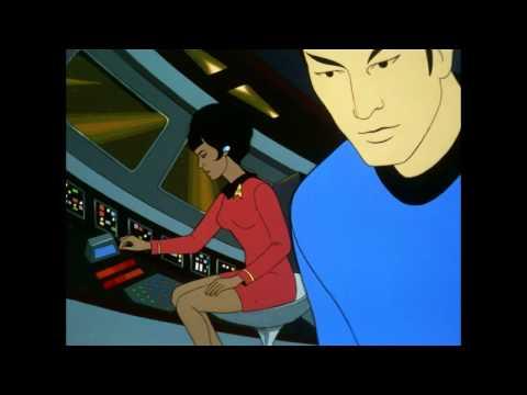 Star Trek: The Animated Series - Cloud Nine