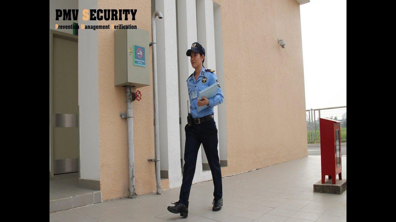 Tuyển dụng bảo vệ nữ - Công ty dịch vụ bảo vệ PMV