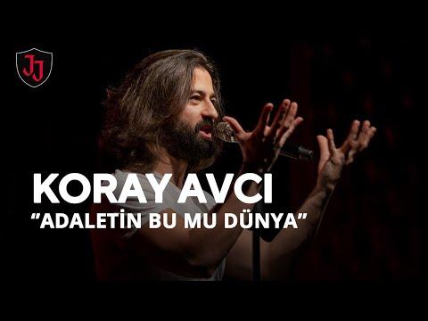 JOLLY JOKER ANKARA - KORAY AVCI - ADALETİN BU MU DÜNYA