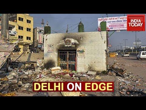 Delhi On Edge: Violence In Gokulpuri Despite Heavy Security Deployment | India Today Ground Report
