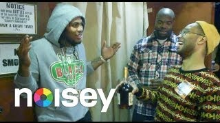 Waka Flocka Flame and Gucci Mane Get Wilbert L. Cooper Too Turnt Up! - Noisey Raps - Episode 3