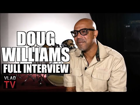 Doug Williams on Jamie Foxx Moment, Martin Lawrence, Bernie