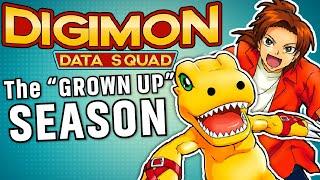 "Digimon Data Squad (Savers): The ""Grown Up"" Season | Billiam"